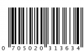 50er package Barcodes